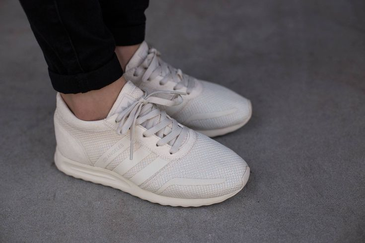 This adidas Los Angeles Is Pretty Clean
