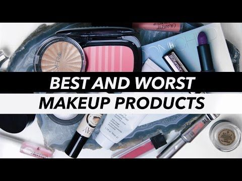Best and Worst Makeup Products of 2016 | Mariah Leonard - Featuring OFRA's Rodeo Drive Highlighter. Use code PINNER for 30% off! https://www.ofracosmetics.com/collections/bronzers-marbles-shimmers-stripes/products/rodeo-drive-highlighter