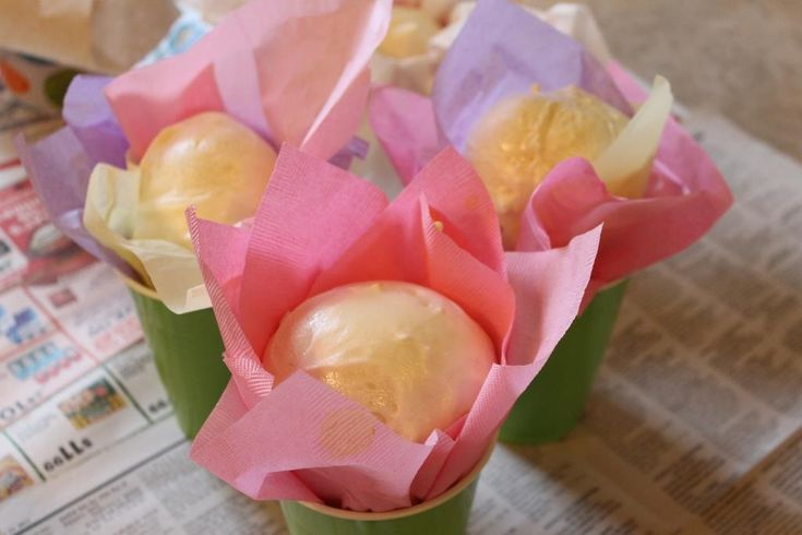 If you are making lots of candy bouquets you might be able to save money using spray insulation foam. There are different brands and ...