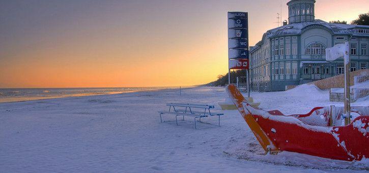 Notas de viagem sobre a Letónia