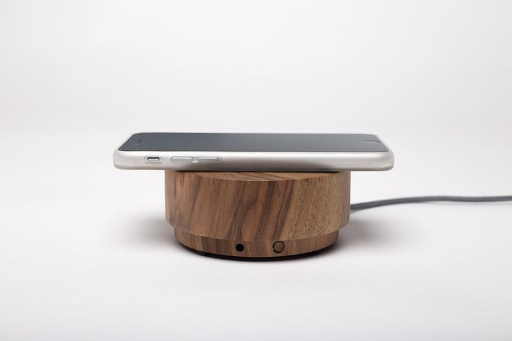 wooden wireless charger oree