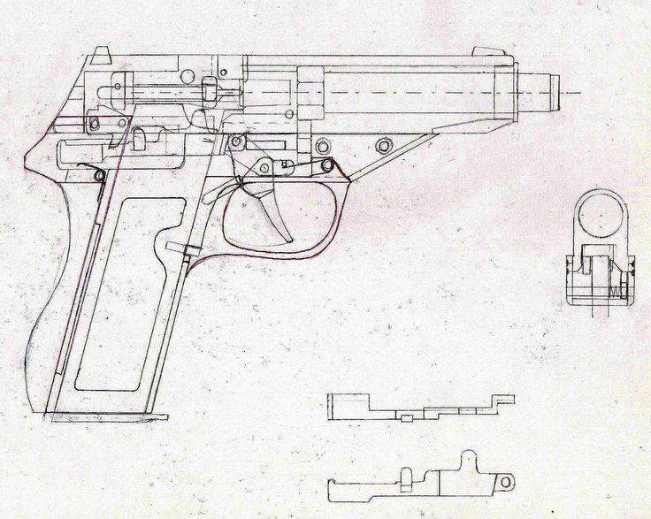 how to make pistol gun at home