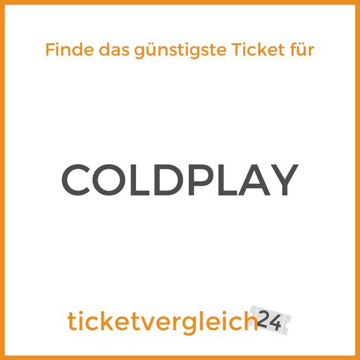 """Coldplay kommen nach Deutschland!!  München, Berlin, Leipzig, Hannover und Frankfurt sind unter anderem Stops im Rahmen der """"A Head Full Of Dreams"""" Tour.  Die besten Tickets findet ihr unter: www.ticketvergleich24.de/artist/coldplay/  #coldplay #aheadfullofdreams #tour #musik #konzert #tournee #deutschland #berlin #münchen #muenchen #munich #leipzig #hannover #frankfurt #ticketvergleich24"""