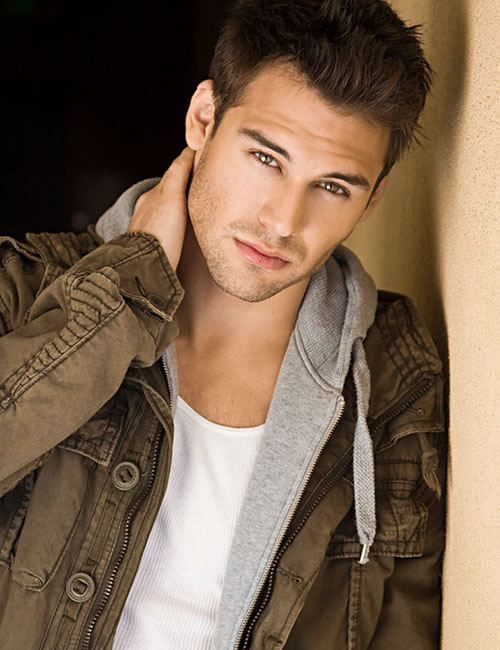 Joe Simmons = Actor Ryan Guzman if I can't find the model/actor for the other one.