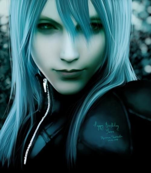 Yazoo. Final Fantasy VII: Advent Children Complete.