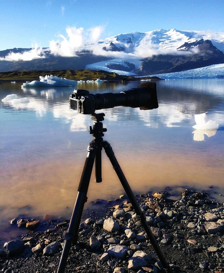 Equipment List for a Photographic Trip to Iceland     Part ii     (Tripod-Filters-Bags-Accessories)