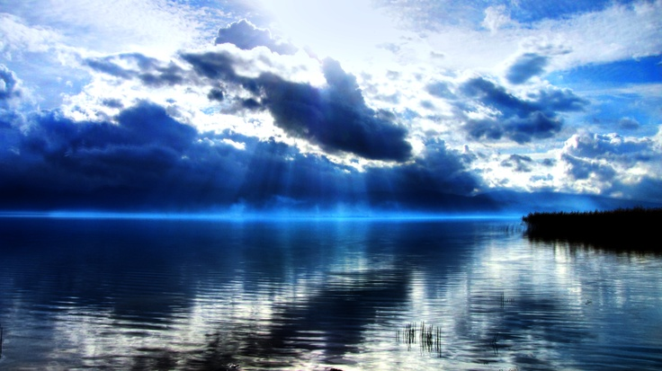 Lake Trihonida, Agrinio, Greece