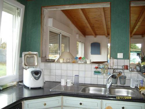 Photo : S7300079.jpg - idées couleurs pour cuisine ouverte sur salon