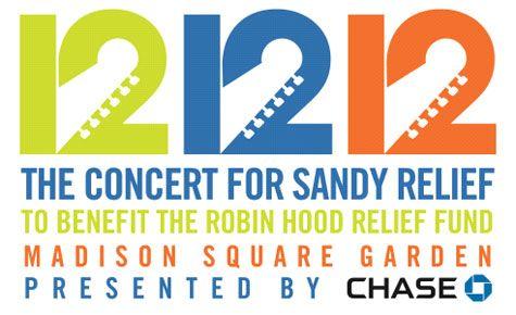 ハリケーン「サンディ」復興支援コンサート