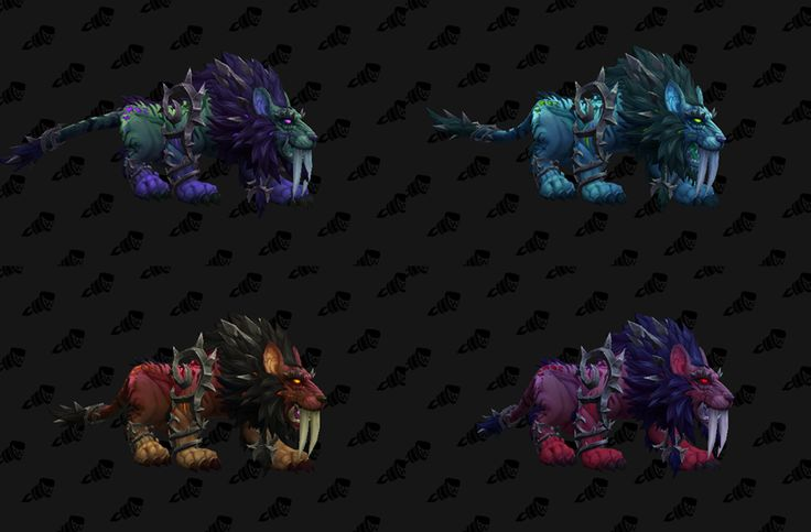 Druid cat forms - World of warcraft - Legion | Blizzard ...