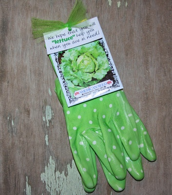 """Visiting Teaching, """"We hope that you will LETTUCE help you when you are in need"""".  Cute!"""