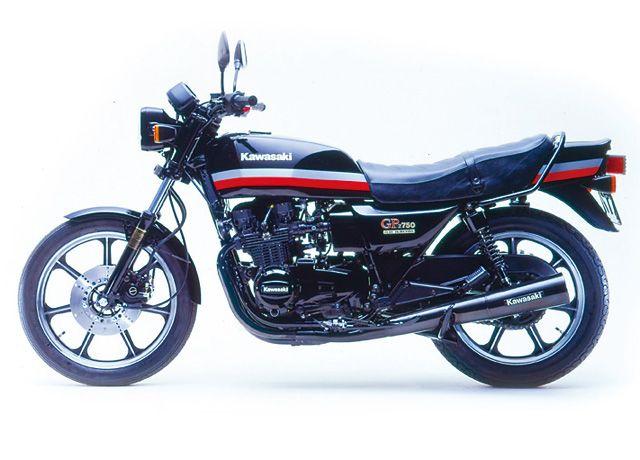 カワサキ Z750GP