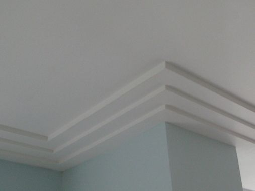 Regency Plaster Mouldings: 3 Step, Modern & Art Deco Coving