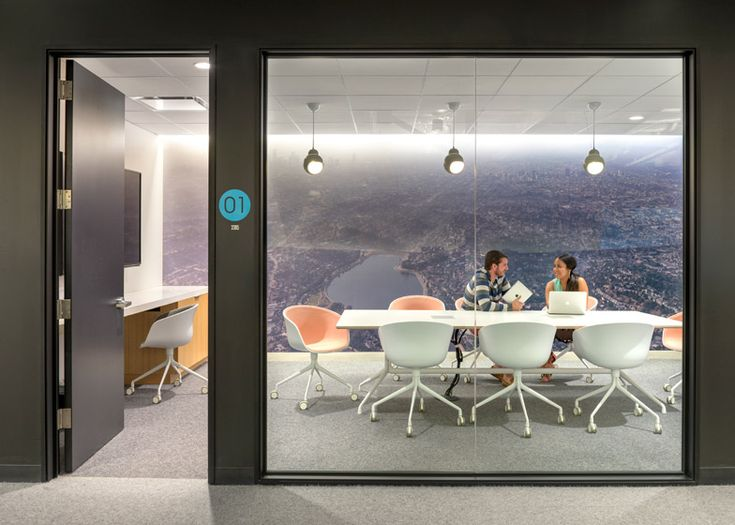 AAC24 - Bestor Architecture uses primary colours in Beats by Dre headquarters