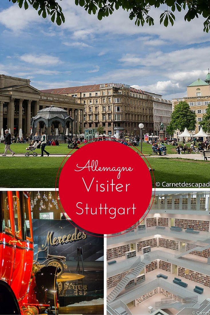 Visite de Stuttgart en 3 jours - Mes idées de choses à voir, à faire et mes bonnes adresses!