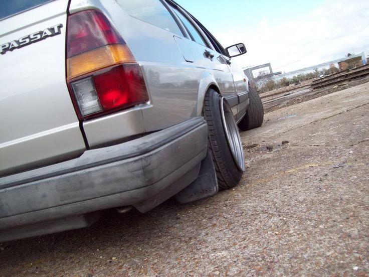 Slammed VW Passat Wagon | For Sale passat mk2 b2 GL5 slammed wagon - VZi, Europe's largest VW ...