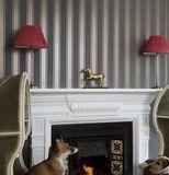 Cole & Son Stripes Wallpaper. Pavilion 96/7036