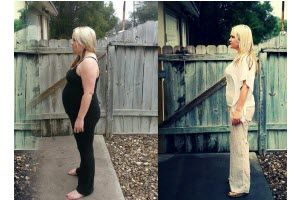 I weigh less than I did before I got pregnant and have amazing energy and my outlook on life has changed dramatically!