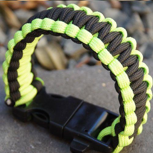Tradies Mate MKIII Paracord Survival Bracelets