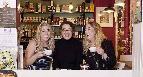Stuffed Olive Cafe reopens and launches book | Irish Examiner