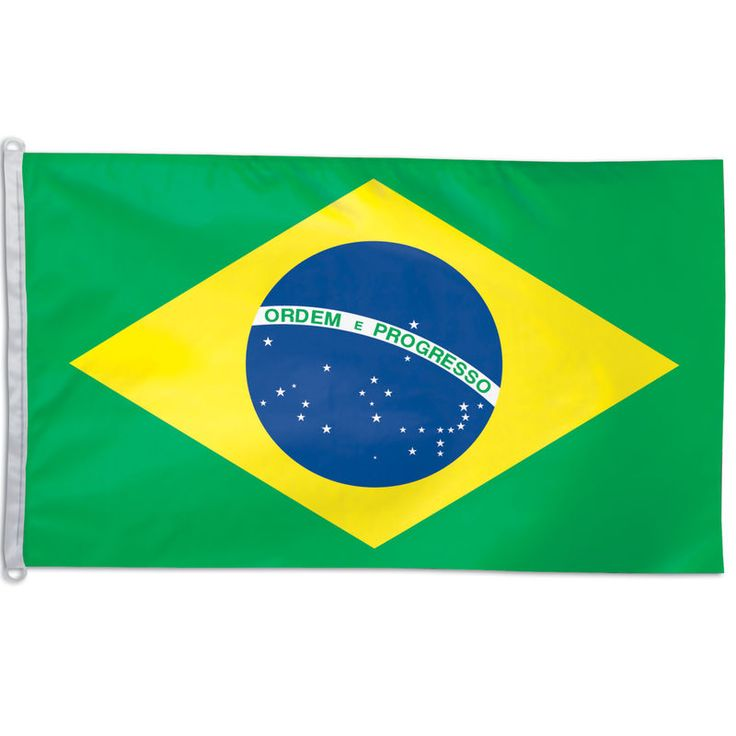 WinCraft Brazil 3' x 5' Country Flag