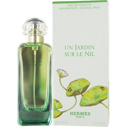 Un Jardin Sur Le Nil By Hermes Edt Spray 3.3 Oz