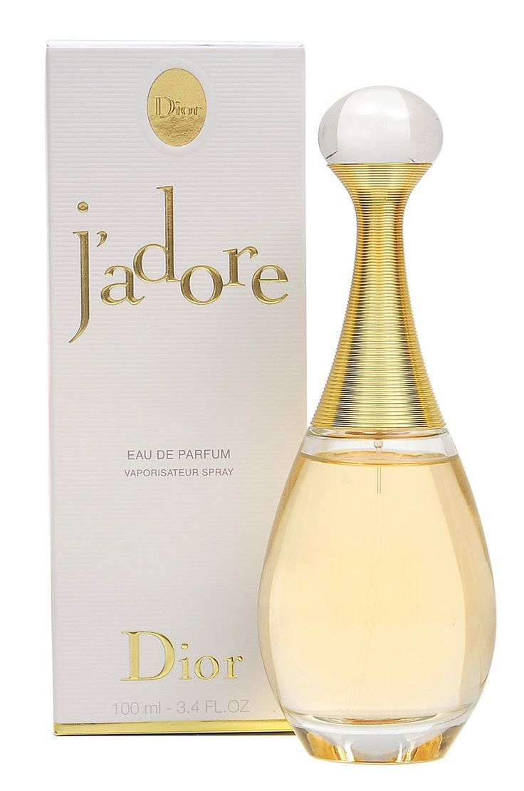 JAdore by Dior (1999) sweet but balmy, slightly sharp floral with fresh mandarin in the top; jasmine, plum, orchid and rose in the heart; and amaranth, musk and blackberry in the trail.