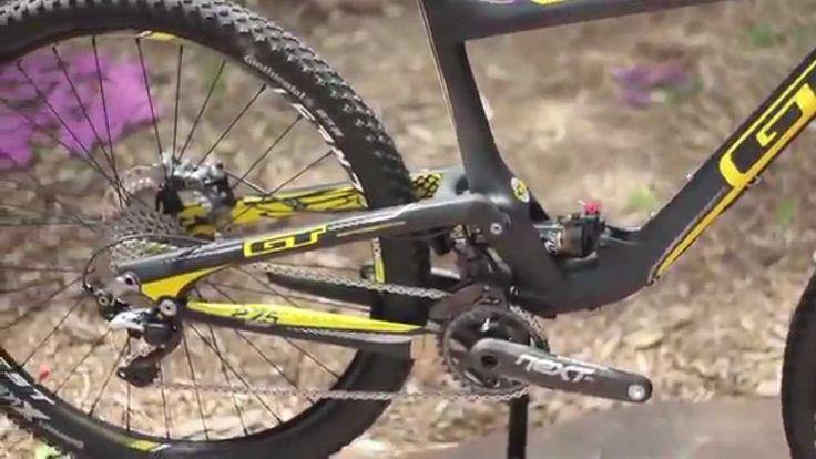Mundo2Rodas no GT Launch 2015, bikes GT Grade e Helion, com Luciano KDra...