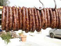 Chorizo griego