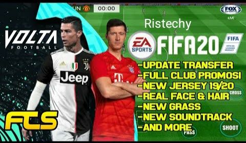 Download FTS Mod FIFA 2020 Apk Data Obb full for Android