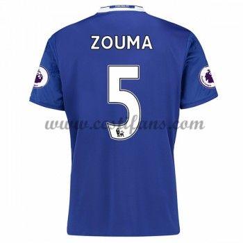Chelsea Fotbalové Dresy 2016-17 Zouma 5 Domáci Dres