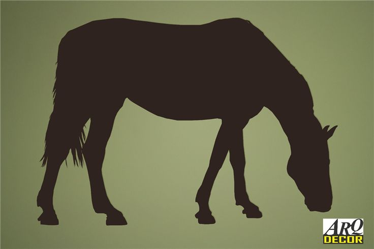 Pracownia Dekoracji ARQ - DECOR - Koń w galopie Nr 07 (NA ZAMÓWIENIE) dekoracje ścienne 3d