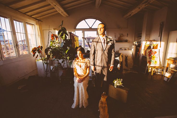 Wedding bouquet Francesca Peruzzini www.fantasiaromantica.com Stefano Santucci » Tuscany Fine Art Emotional Wedding Photographer - Florence | Wedding Collaboration Shooting | http://www.tastino0.it