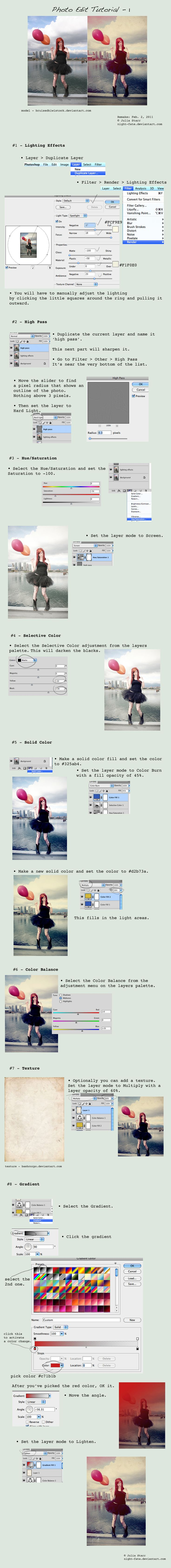 photo edit tutorial - 1 by night-fate.deviantart.com on @deviantART
