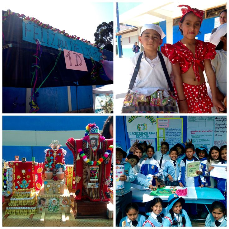 Feliz Dia de Logro! Achievement Day is the perfect day to praise the students for their efforts #Peru #JourneyTogether