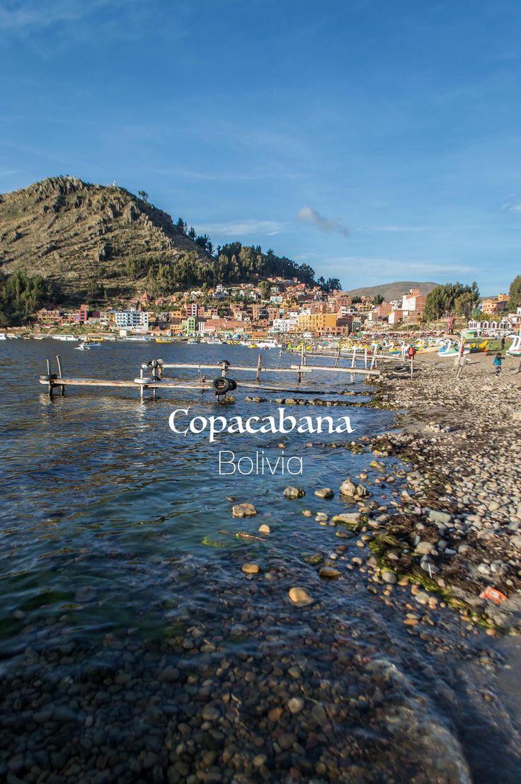 Heading to Copacabana, Peru? Why not Pin it?