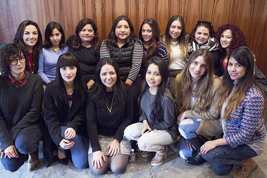 Blogger Love Workshop: DF Diciembre 2015