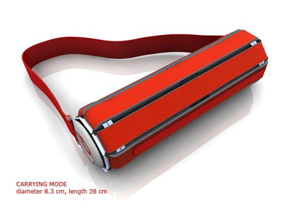 Roll Top ! non ancora uscito .. ma se riescono è una figata http://www.myrolltop.com/