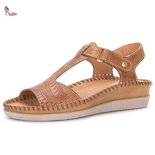Pikolinos Cadaques W8k Sandales Cognac/désert EU40 Cognac/désert - Chaussures pikolinos (*Partner-Link)