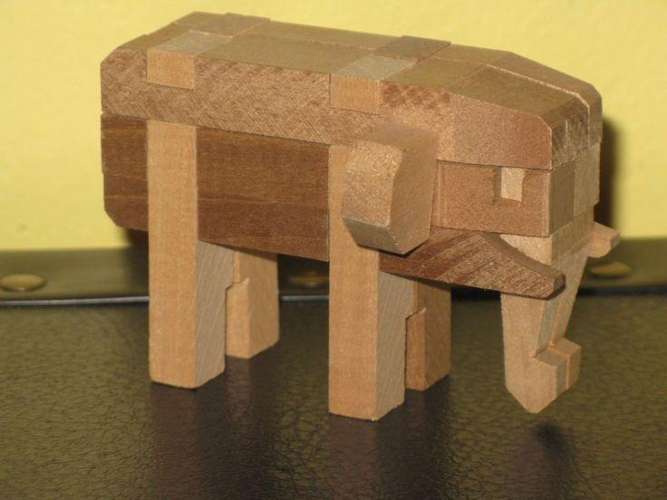 olifant design jaren 1930 - Hirokichi Yamanaka