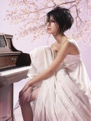 My Asian inspiration Mika Nakashima from her single Sakurairo Maukoro.