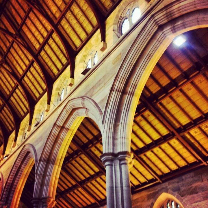 St Phillips Church Sydney
