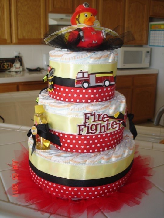 fireman themed wedding cakes firefighter theme cake i make few years ago one of 14272