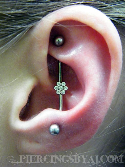 25+ best ideas about Anti tragus piercing on Pinterest ... Ear Piercings Anti Tragus