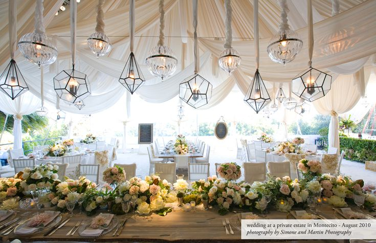 wedding at a private estate in Montecito // by Mindy Weiss of Mindy Weiss Party Consultants