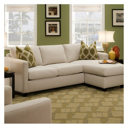 love everything about this room the green is so pretty living room pinterest sectional. Black Bedroom Furniture Sets. Home Design Ideas