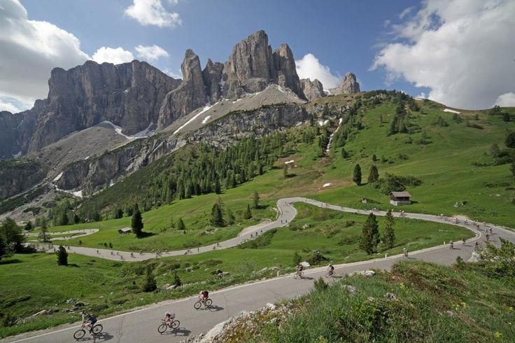 Sellaronda Bike Day 2013 - Dolomites