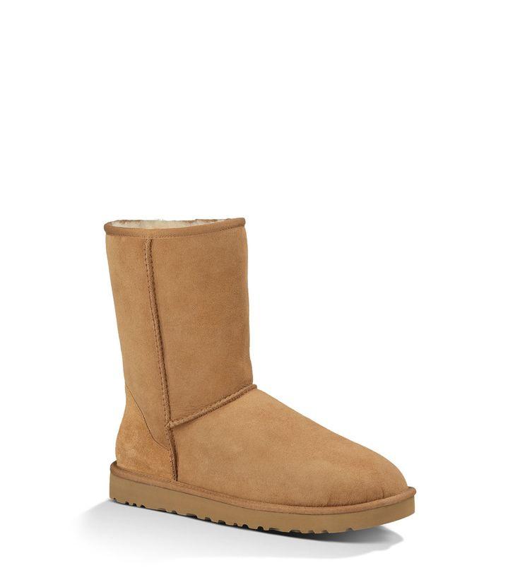 Original UGG® Classic Short Wadenhohe Stiefel für Herren jetzt im offiziellen UGG® Online-Shop versandkostenfrei bestellen. Kostenlose Retouren!