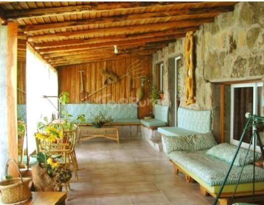 Peque os espacios grandes ideas utilisima buscar con - Muebles para porches ...