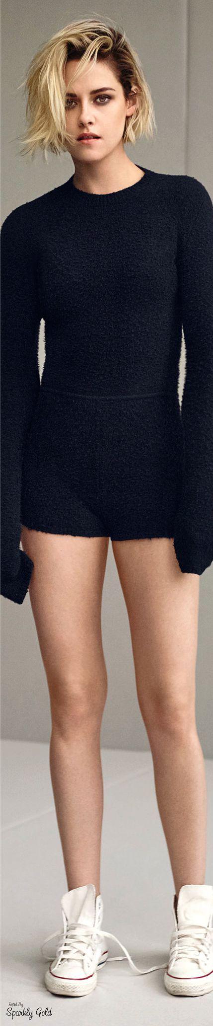 Kristen Stewart, T Magazine Aug 16. <3 Dudo de mi sexualidad con ella